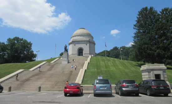 dome and steps!