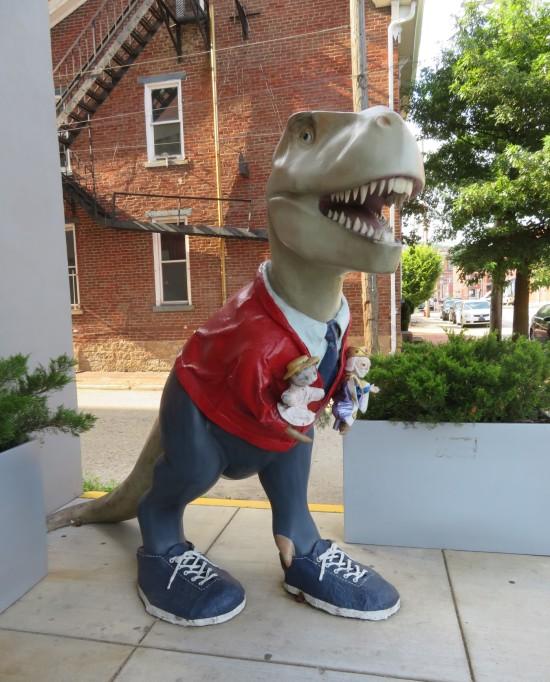 fredosaurus rex!