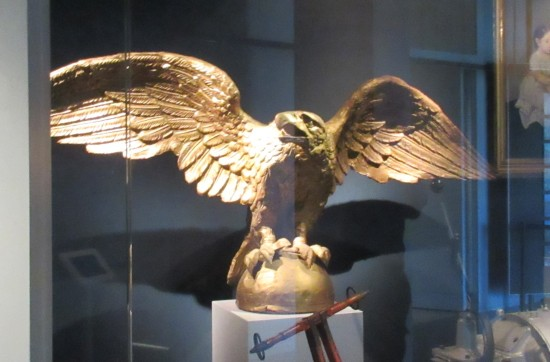 gilded eagle!