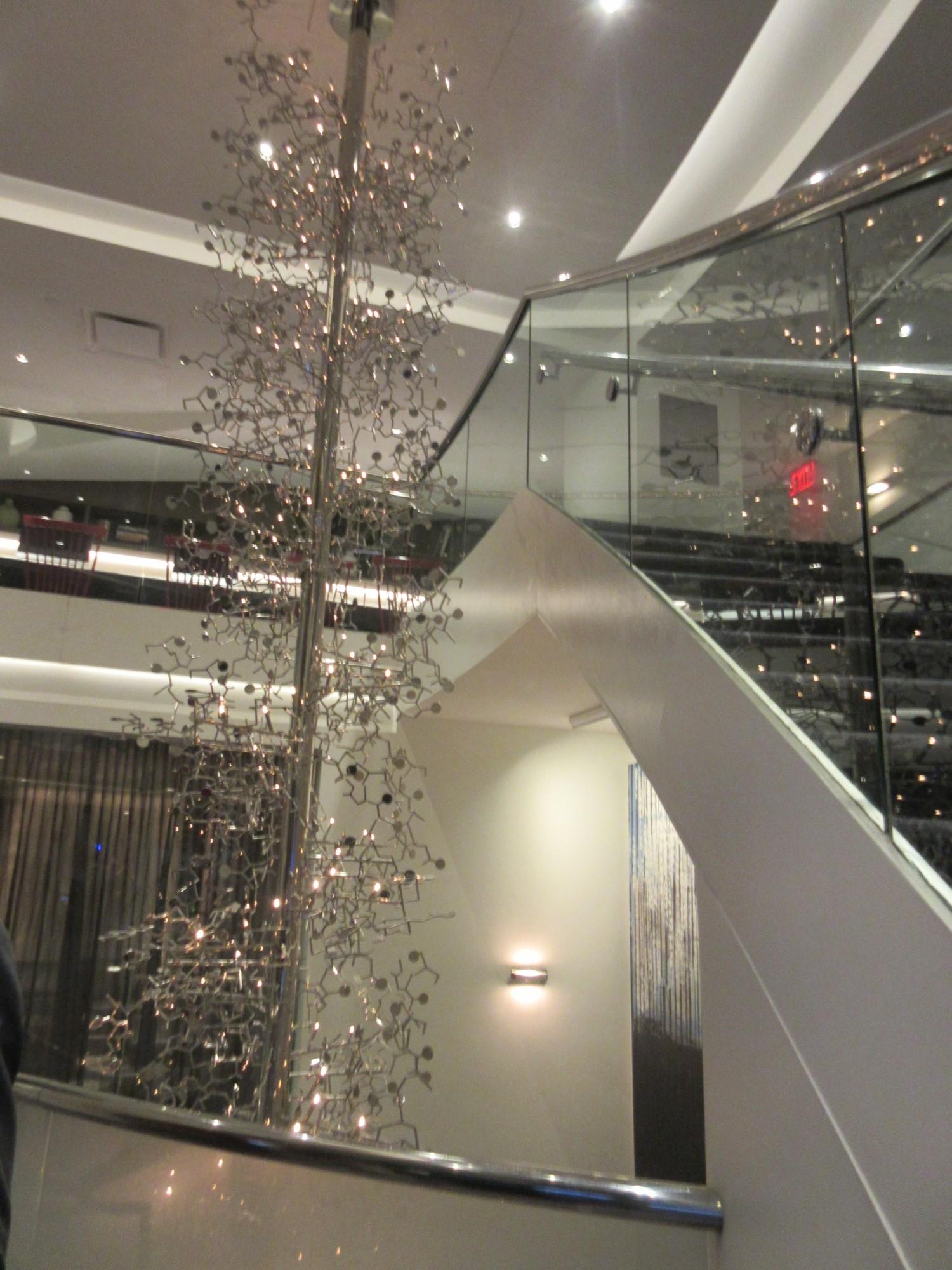 lobby tree!