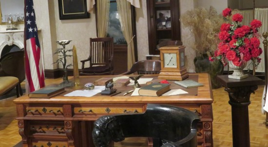 mckinley desk!