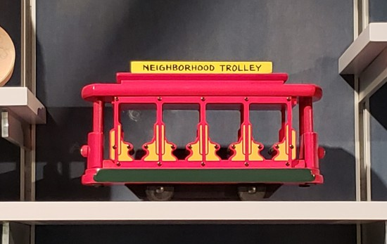 neighborhood trolley!