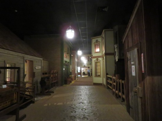 old-timey town!