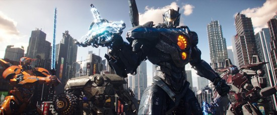 pacific rim uprising!
