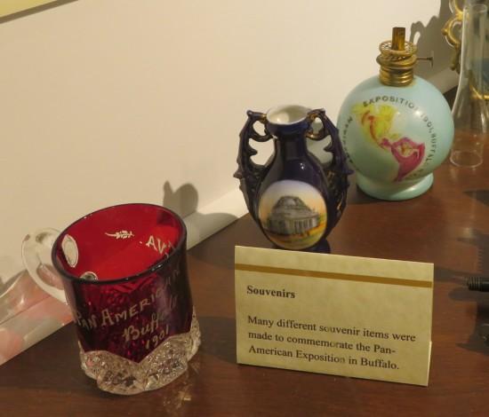 Pan Am Expo souvenirs!