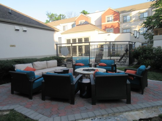 parsippany patio!