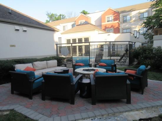 parsippany patio!