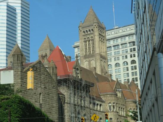 Pittsburgh church!