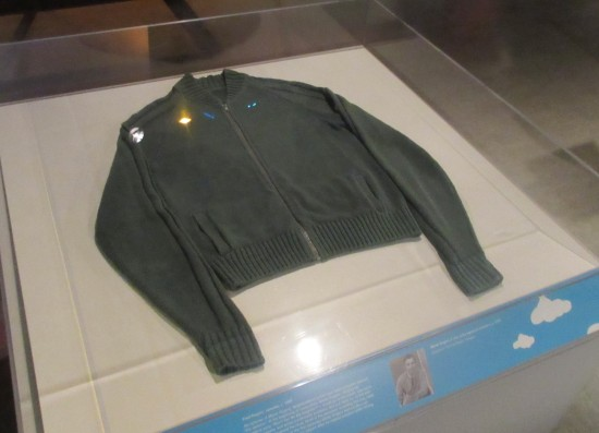 rogers sweater!