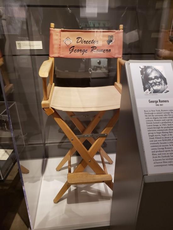 Romero Chair!