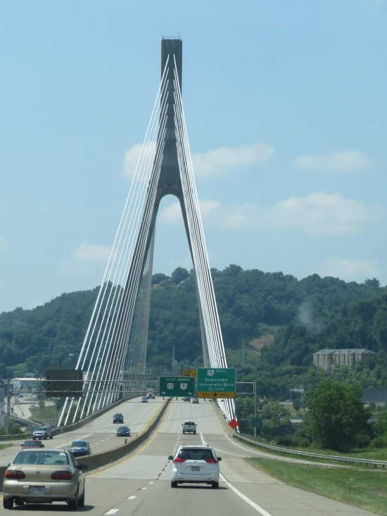WV bridge!