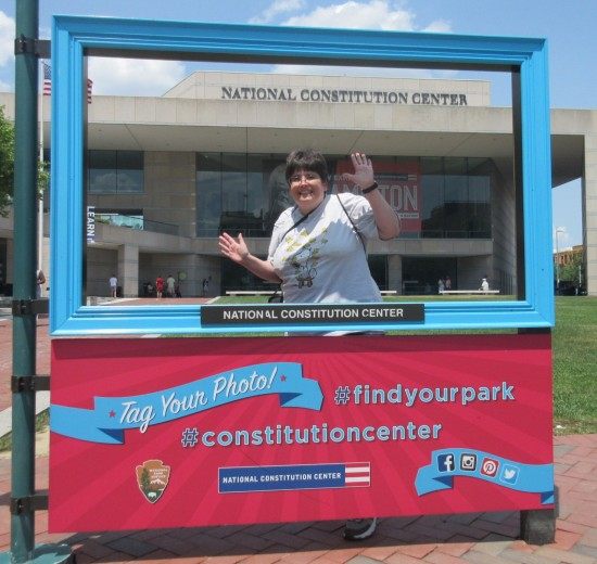 Anne and Constitution Center!