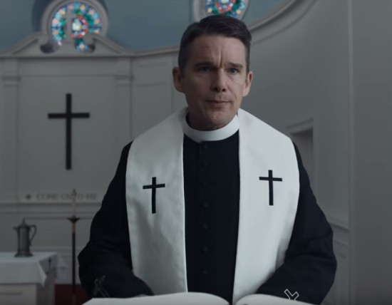 First Reformed.