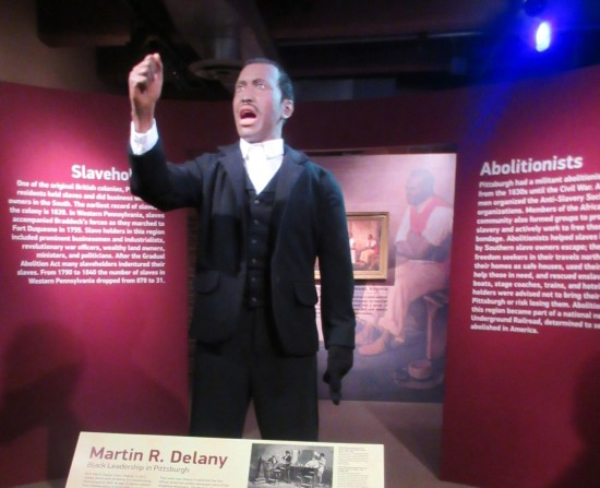 Martin R. Delany!