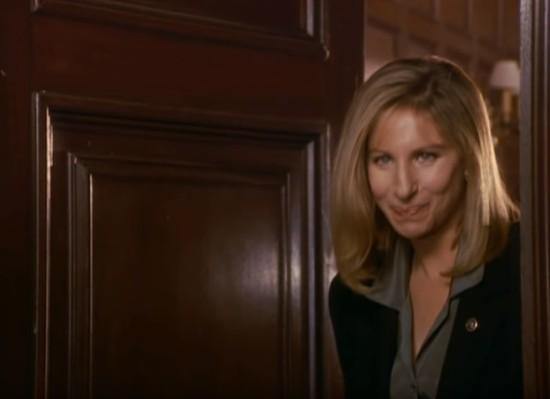 Barbra Streisand!