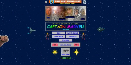 Captain Marvel Movie Dot Com!