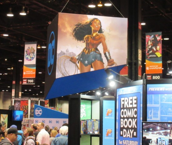DC booth!