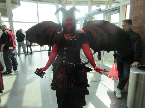 demon lady!