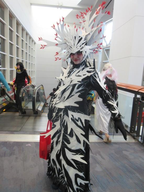 Evil Tree Queen!