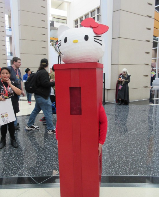 Hello Kitty Pez dispenser!