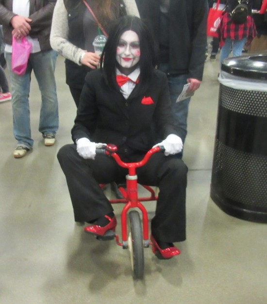 Billy the Puppet!