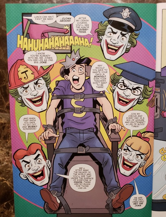 Jughead vs. Joker!
