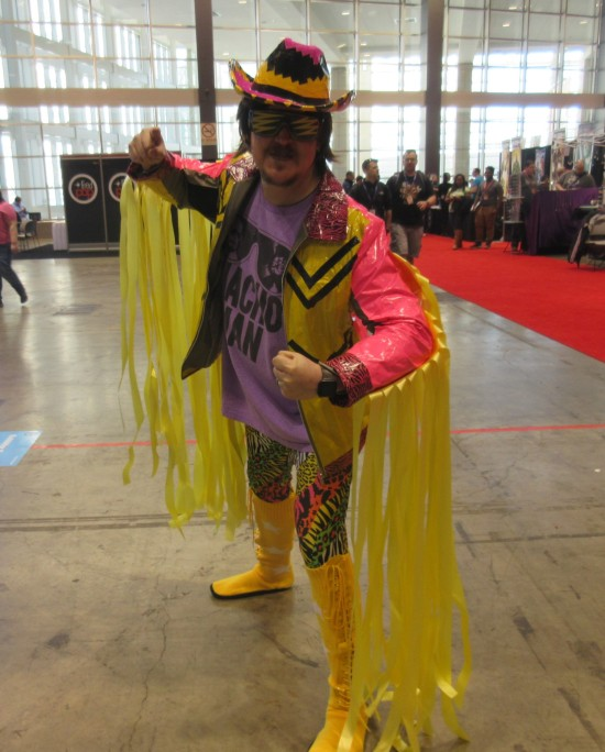 Macho Man Randy Savage!