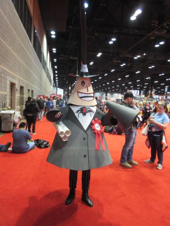 Mayor of Halloween Town!