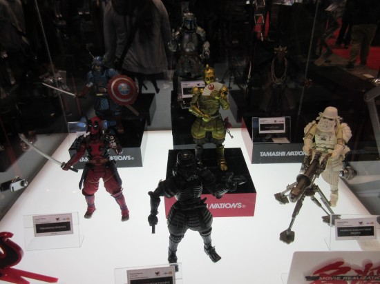 Movie Realization Marvel figures!