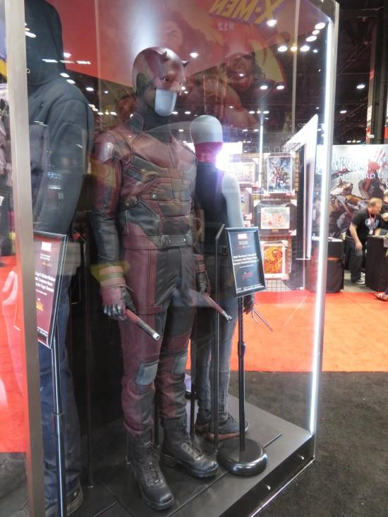 Netflix Daredevil costume!