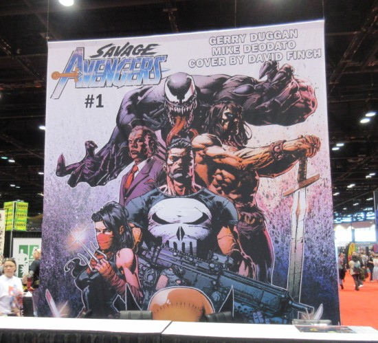 Savage Avengers!