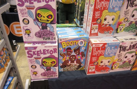 Skeletor cereal!