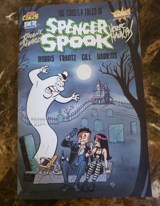 Spencer Spook!