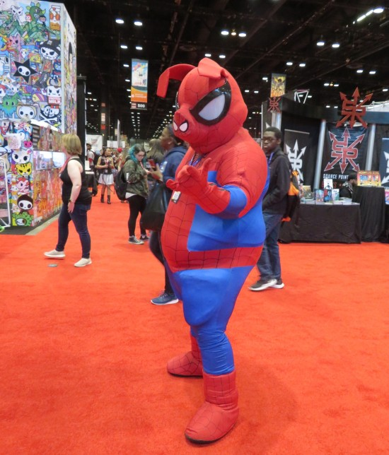 Spider-Ham!