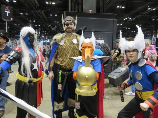 Thor Family 2!