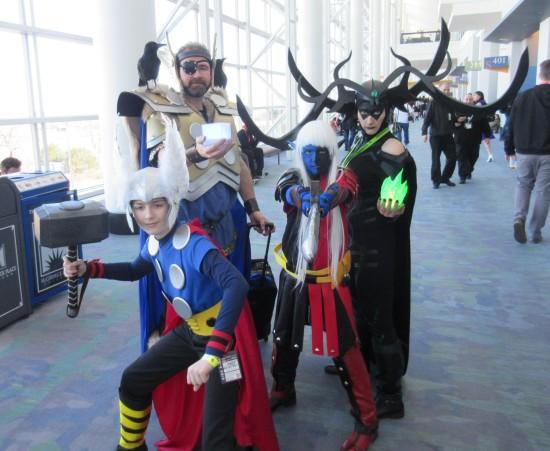 Thor family!