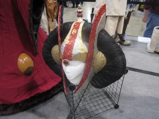 Amidala headpiece!