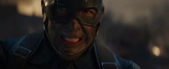 Avengers Endgame Captain America!