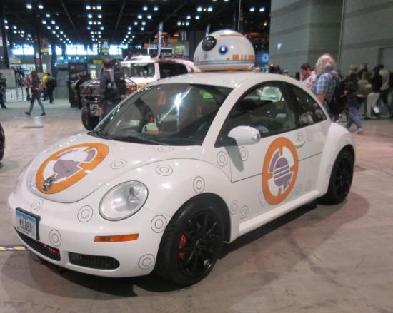 BB-8 Beetle!