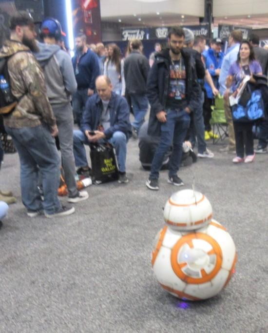 BB-8 circle!
