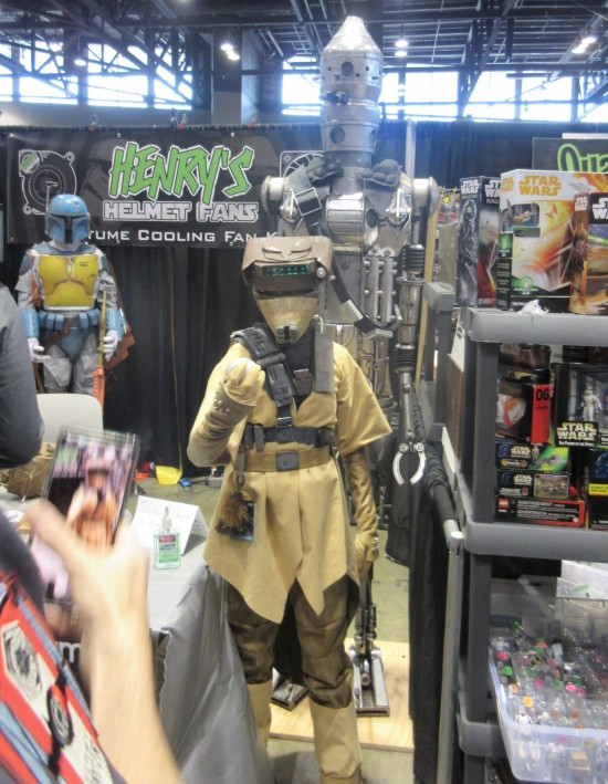 booth Boushh!