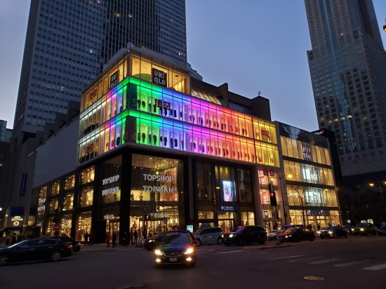 Chicago shopping!