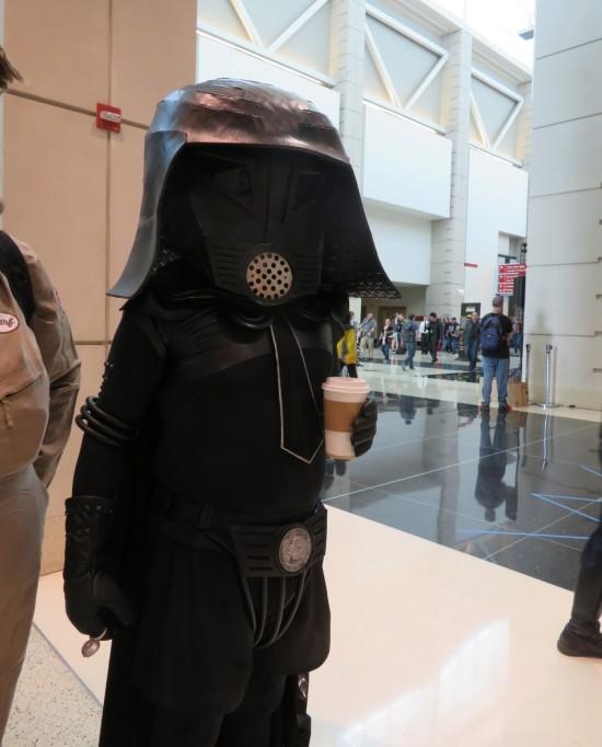 Dark Helmet!