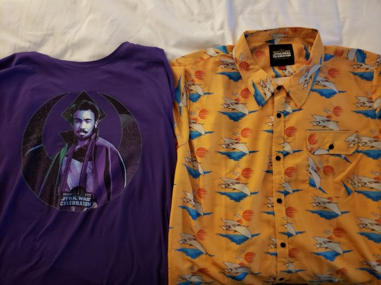 Donald Glover shirts!