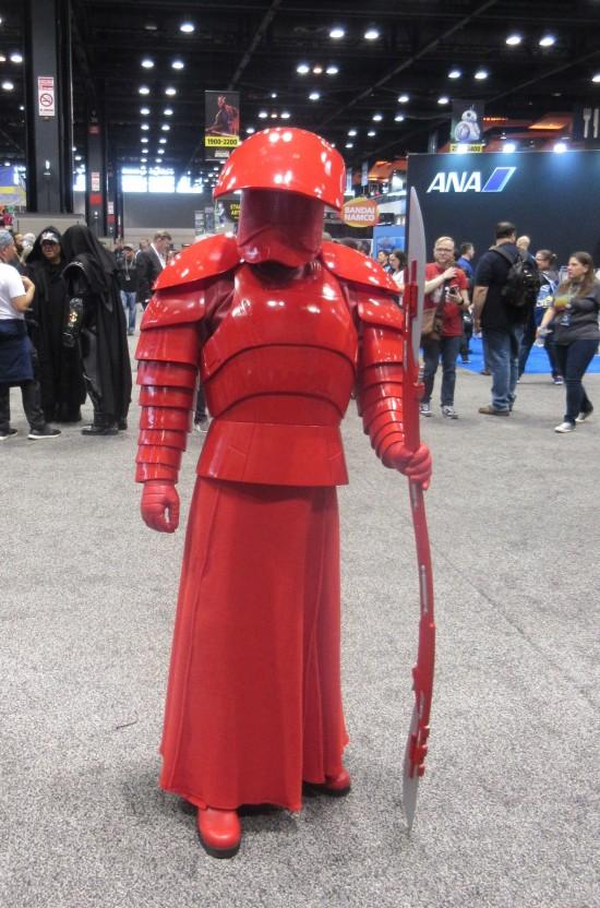 Elite Praetorian Guard!