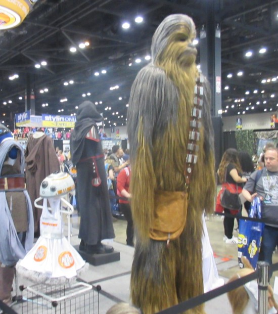 fan Chewbacca!