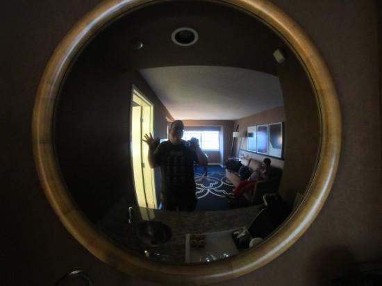 Hotel Mirror!