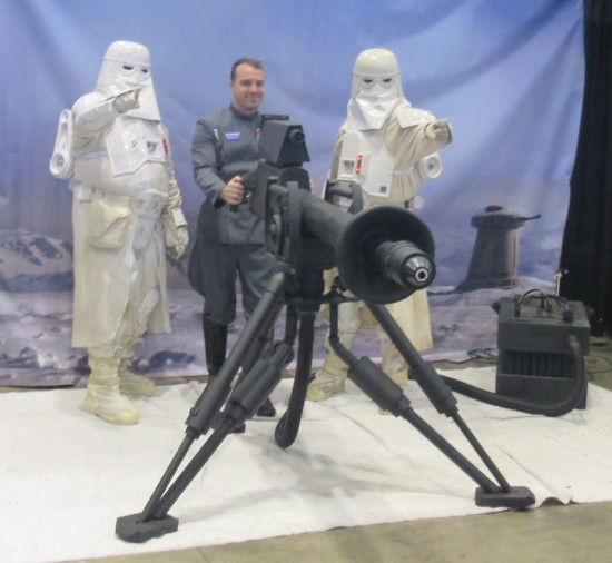 Imperial with cannon!