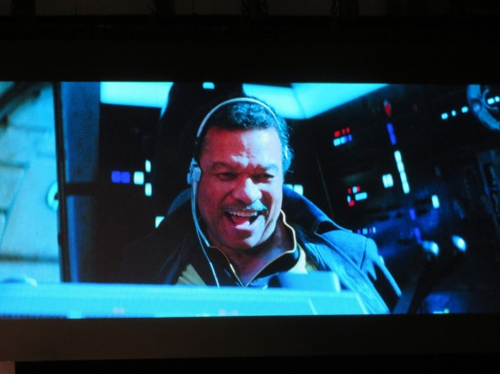 Lando Returns!