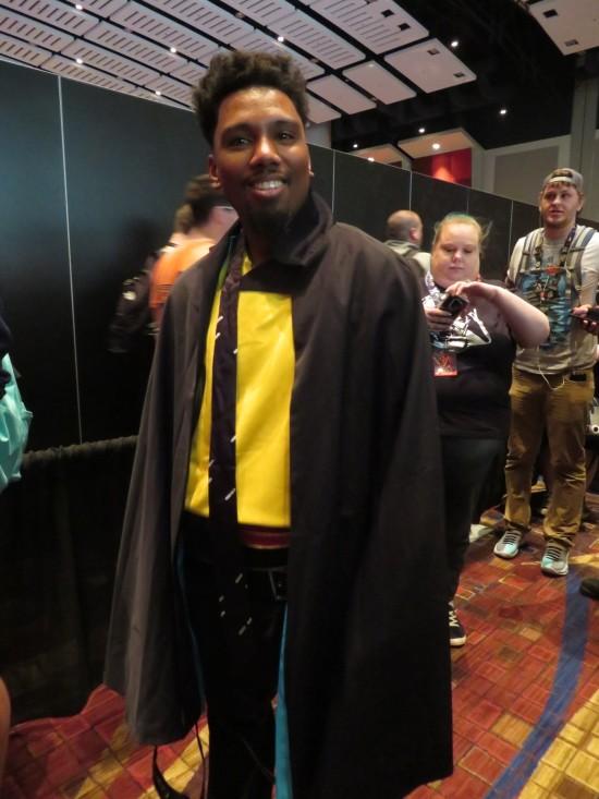 Lando Calrissian!